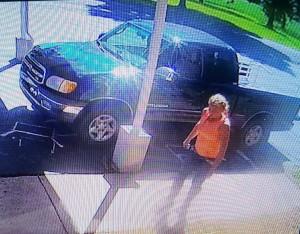 Theft Surveillance Photo2 Calloway Co Sheriffs Office